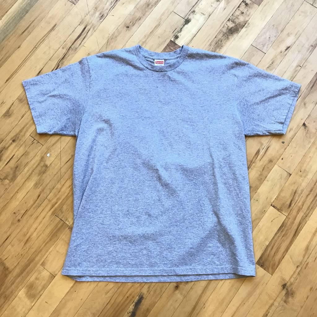 2ND BASE VINTAGE Supreme Crash T-Shirt FW 17 LG