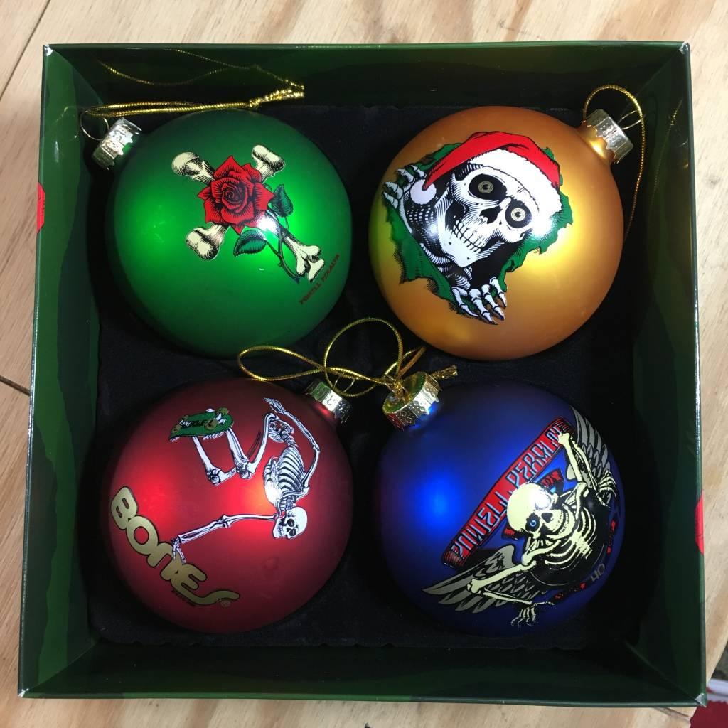 SKATE ONE Powell Peralta Ornament Set