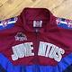 2ND BASE VINTAGE Kappa Juventus Paneled Warm Up Jacket XL