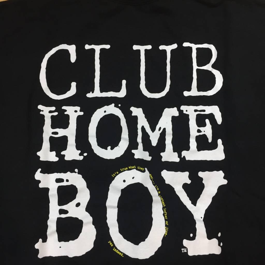 Club Homeboy Crewneck Black