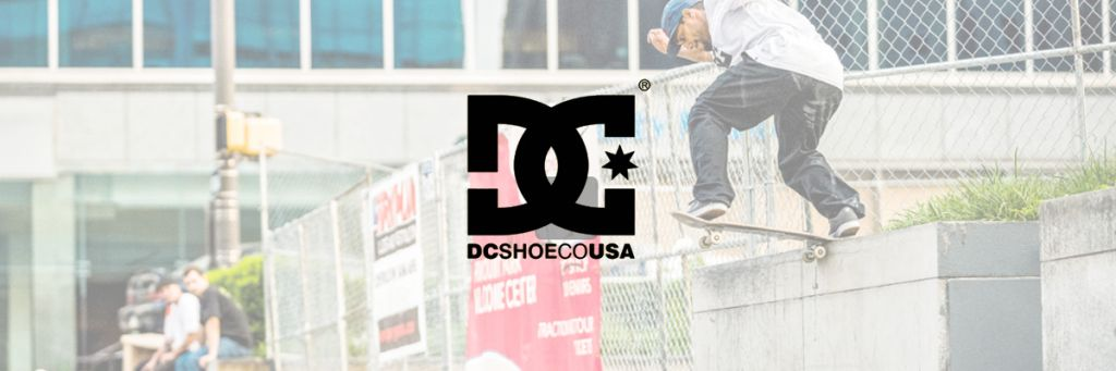 DC SKATE SHOE CO.