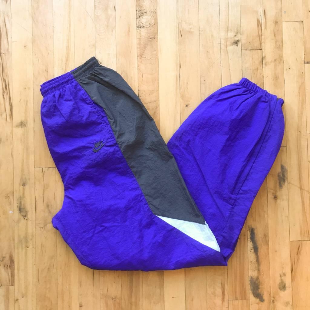 2ND BASE VINTAGE Nike Paneled Track Pant XL
