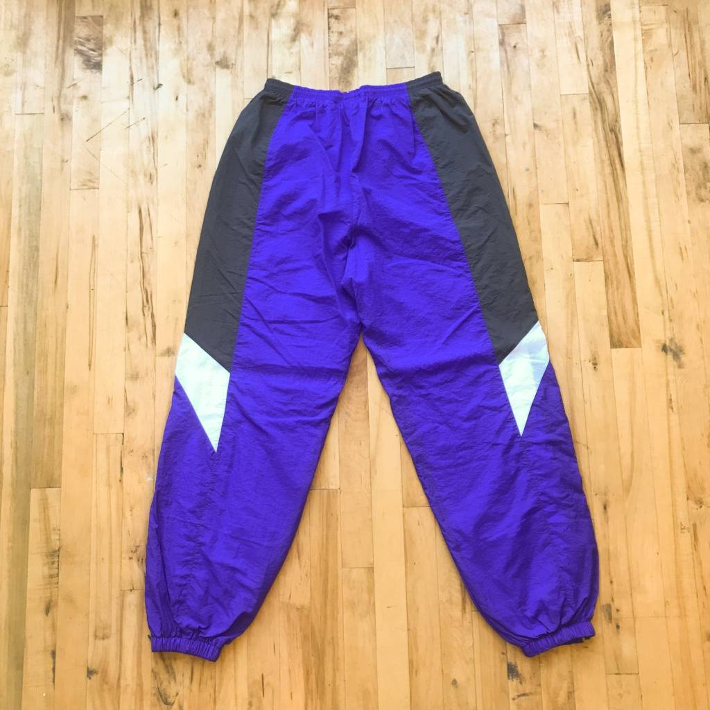 2ND BASE VINTAGE Nike Paneled Track Pant XL