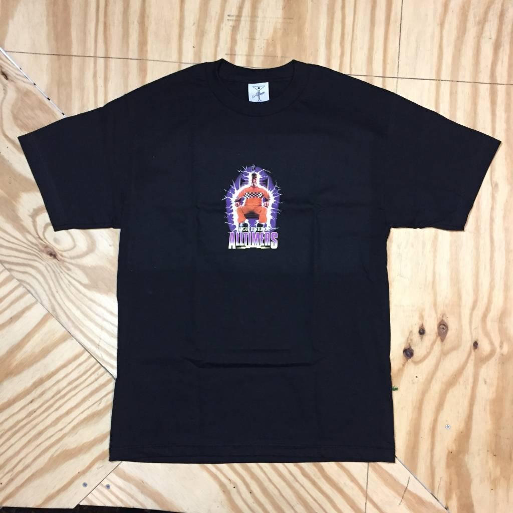 ALLTIMERS Energy T-Shirt Black