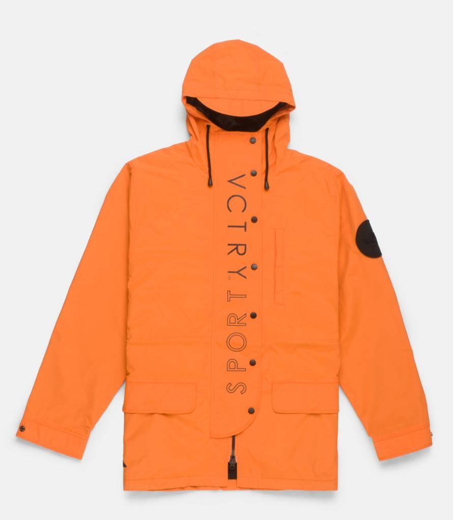 10 DEEP Summit Anorak Jacket Orange