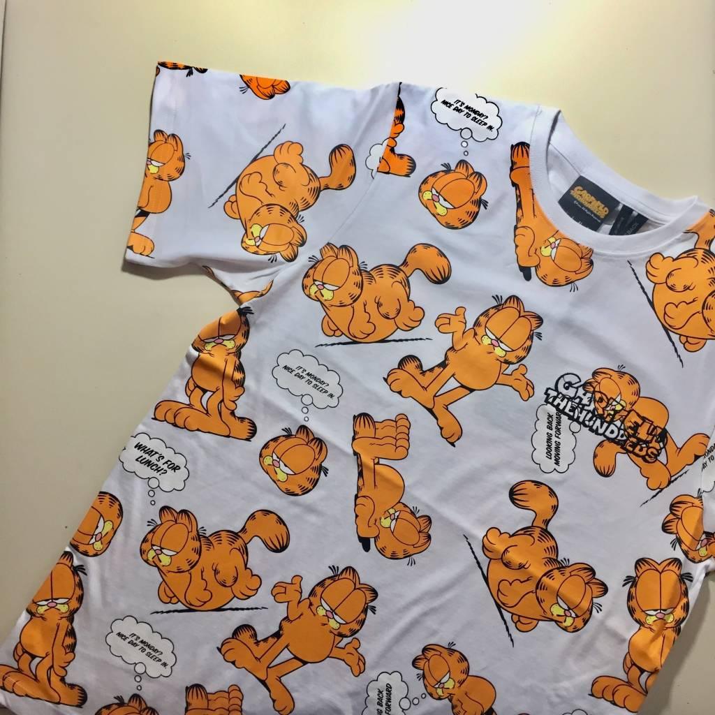 THE HUNDREDS Garfield Mood T-Shirt