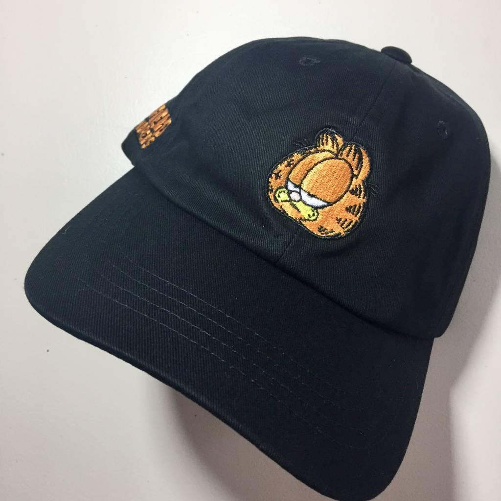 THE HUNDREDS Garfield Mood Dad Hat Black
