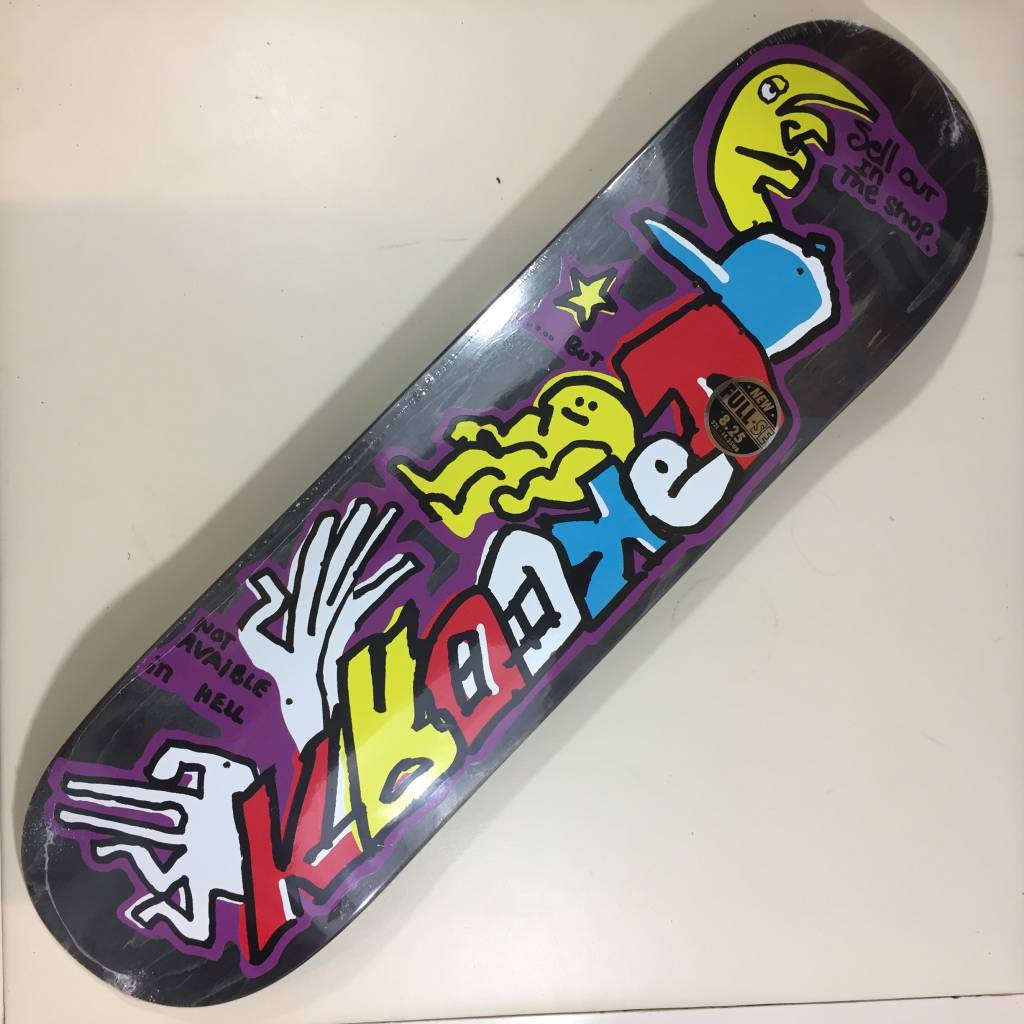 DELUXE Krooked Team Sellout Deck 8.25