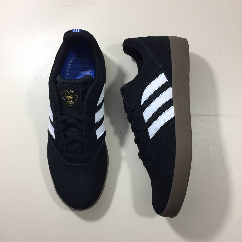 ADIDAS FOOTWEAR Suciu ADV 2 Shoe Black / Gum