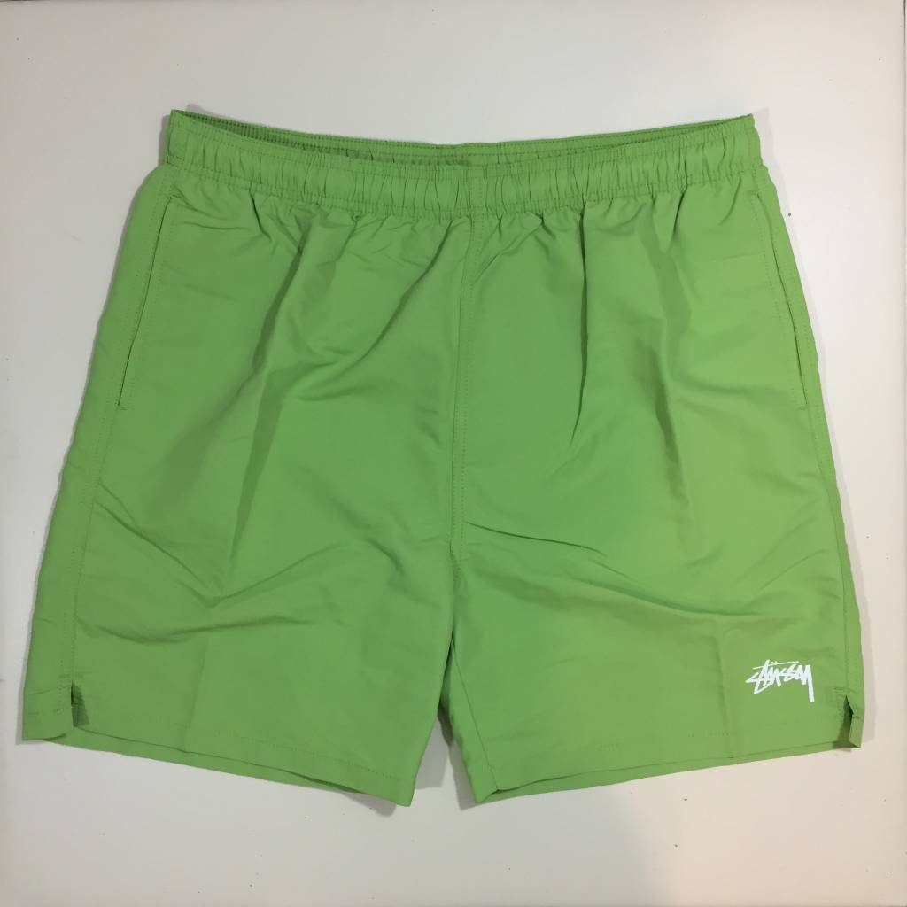 STUSSY Stock Water Short Pant Lime