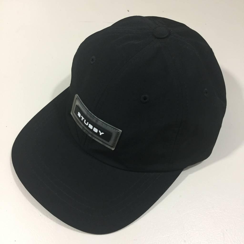STUSSY Ripstop Low Pro Hat Black