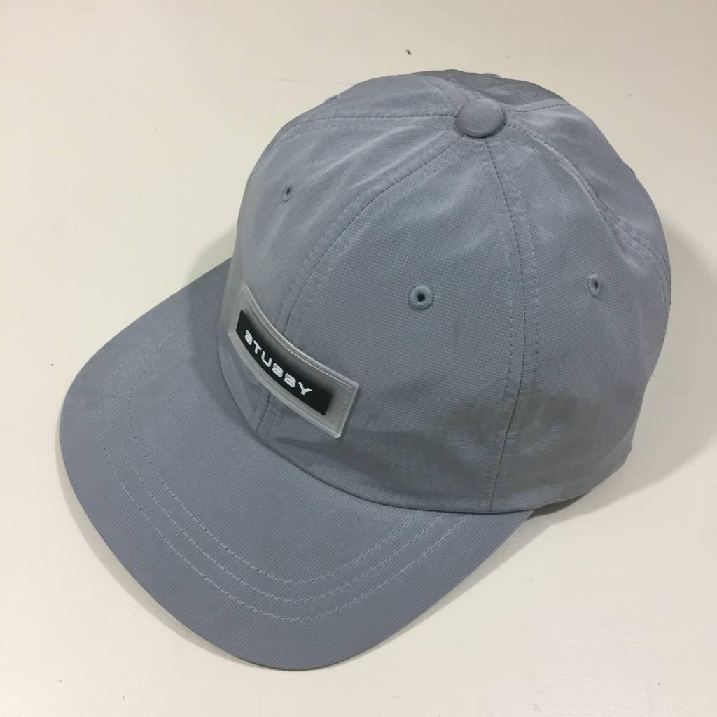STUSSY Ripstop Low Pro Hat Grey