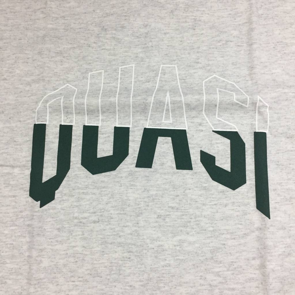 QUASI Arc T-Shirt Ash Grey
