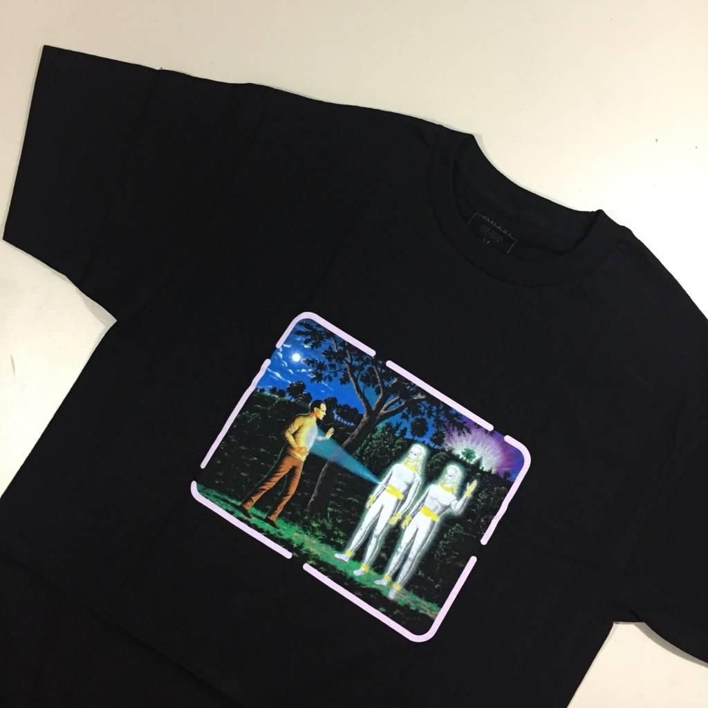 QUASI Cosmo T-Shirt Black