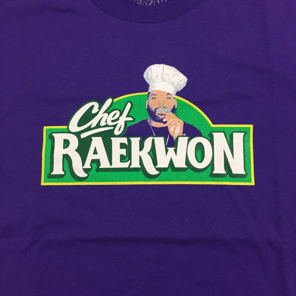 FOR ALL TO ENVY Top Chef T-Shirt Purple MD