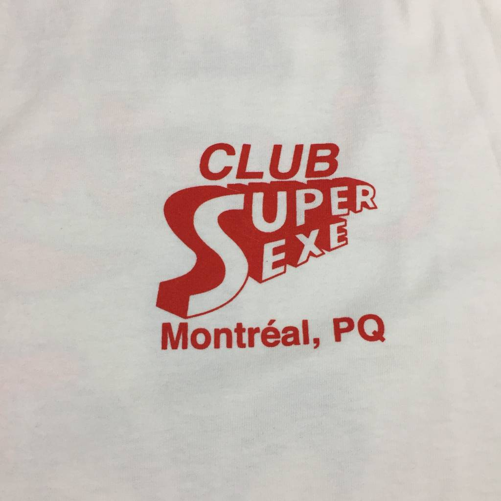 FOR ALL TO ENVY Montreal T-shirt White LG