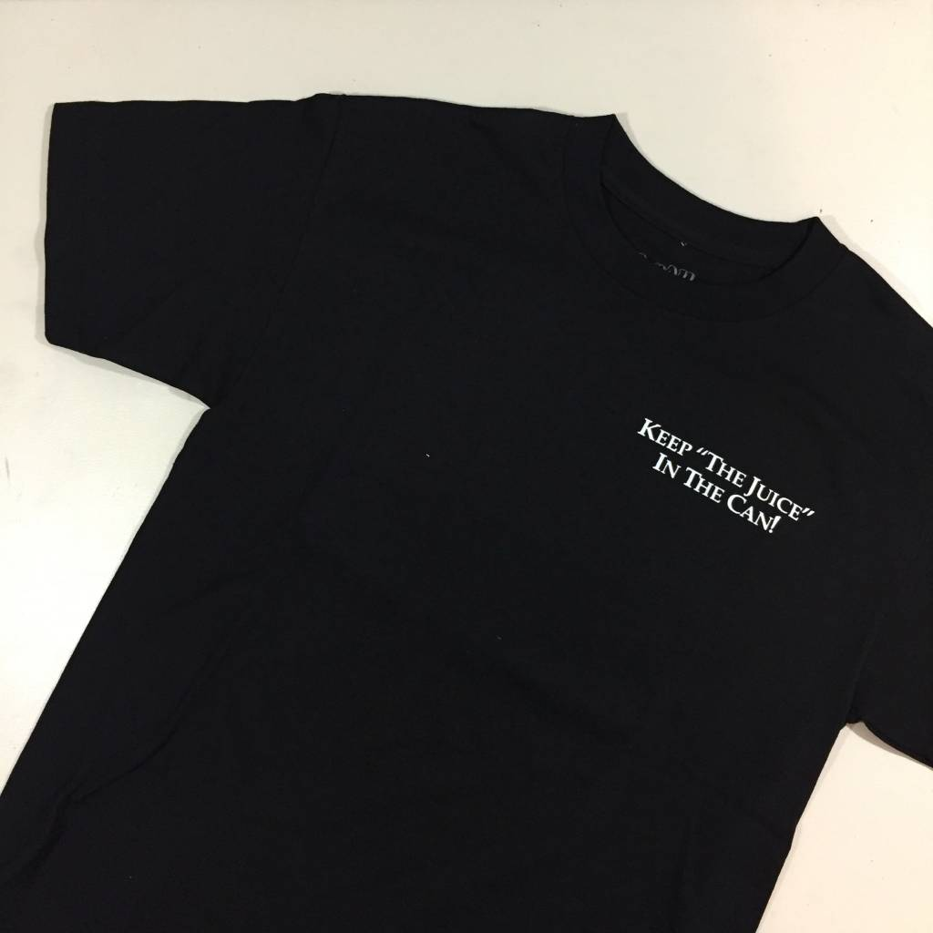FOR ALL TO ENVY The Juice T-shirt Black MD