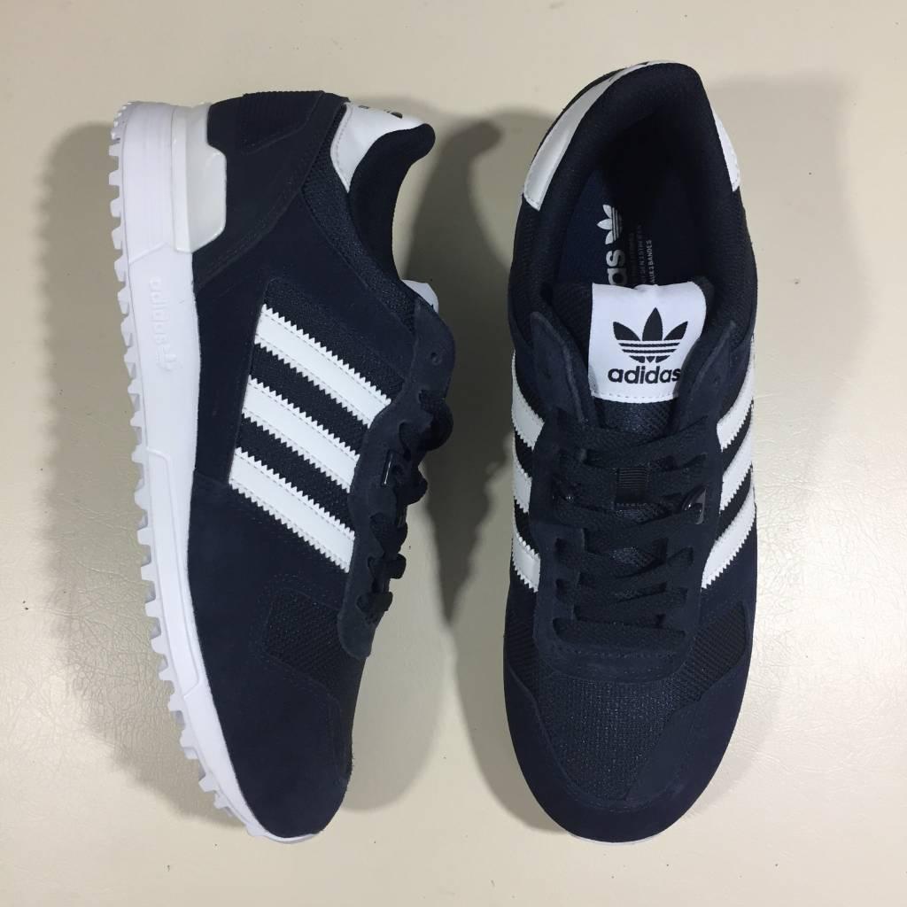 ADIDAS FOOTWEAR ZX700 Shoe Navy / White