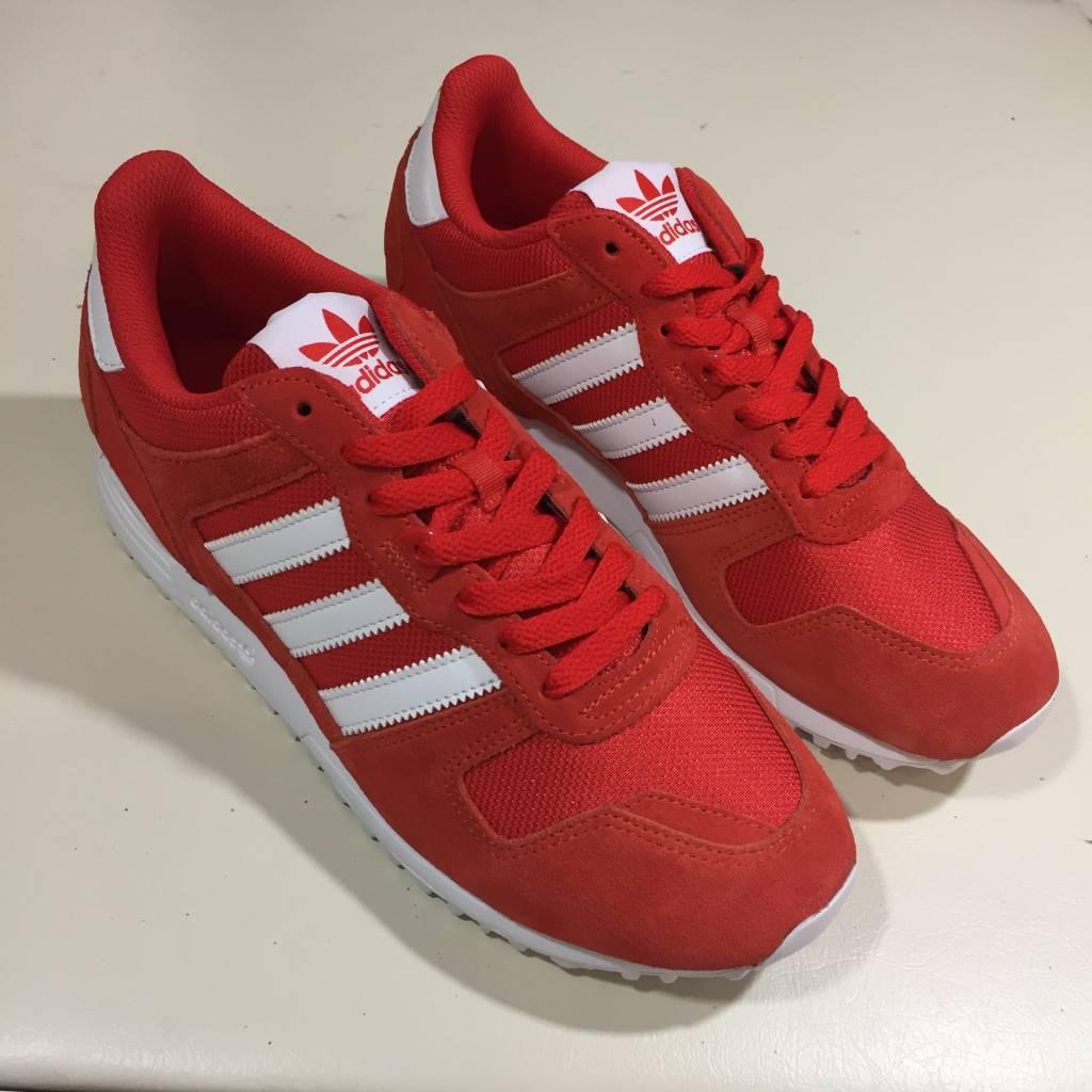 ADIDAS FOOTWEAR ZX700 Shoe Red / White