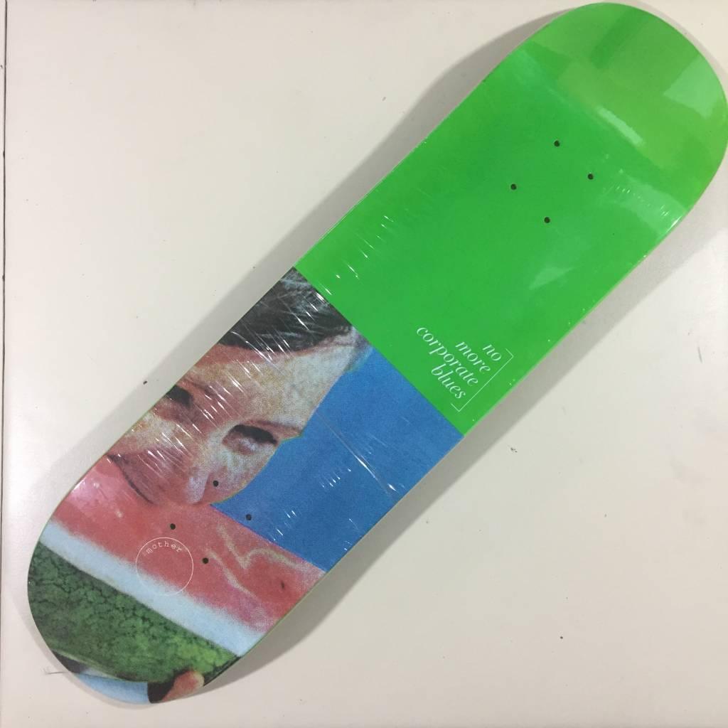 QUASI Quasi Corparate Blues Deck Green 8.5