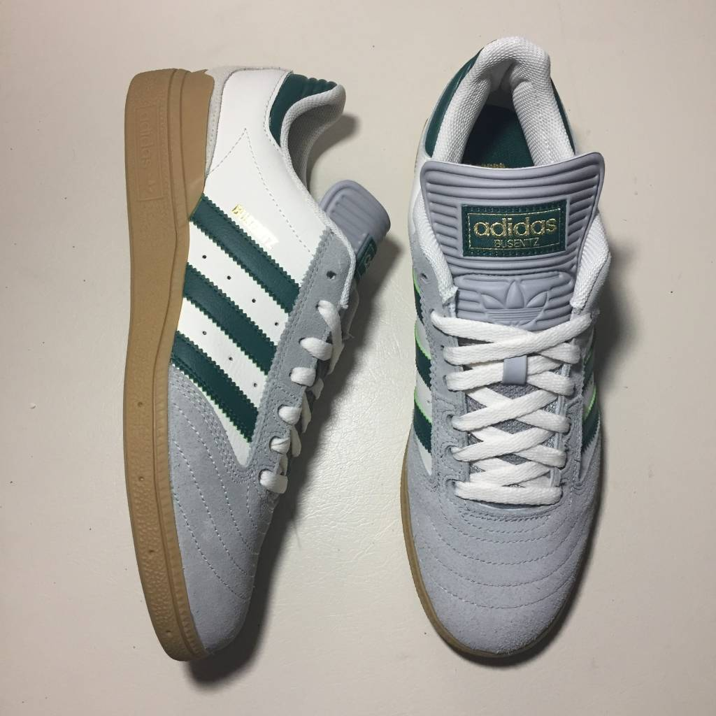 ADIDAS FOOTWEAR Busenitz Shoe Grey Green Gum