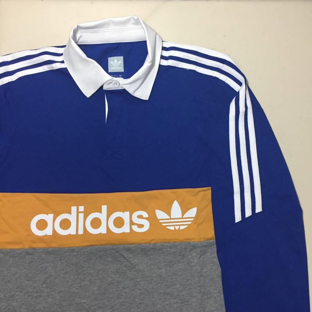 ADIDAS FOOTWEAR Adidas Heritage Polo Rugby Royal Heather