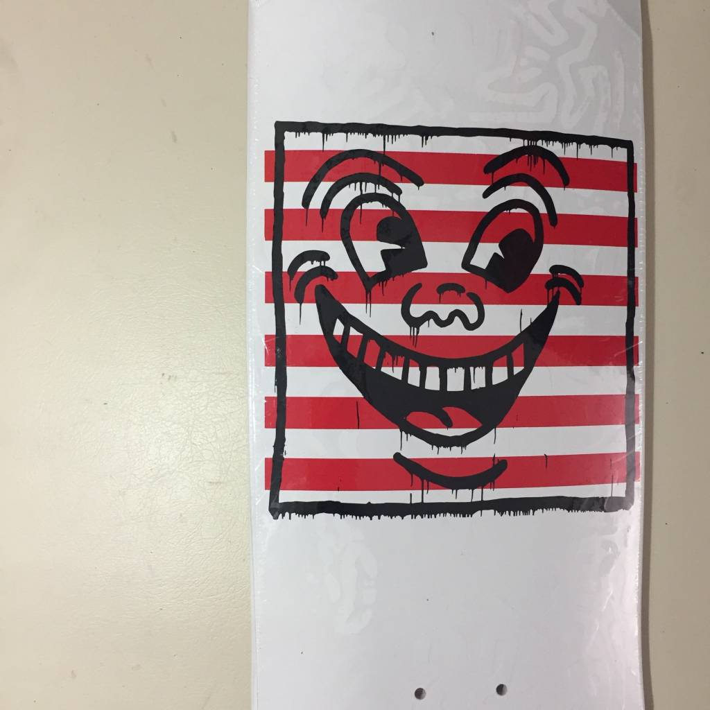 ELEMENT Element x Keith Haring Deck 1987 Shape 8.375