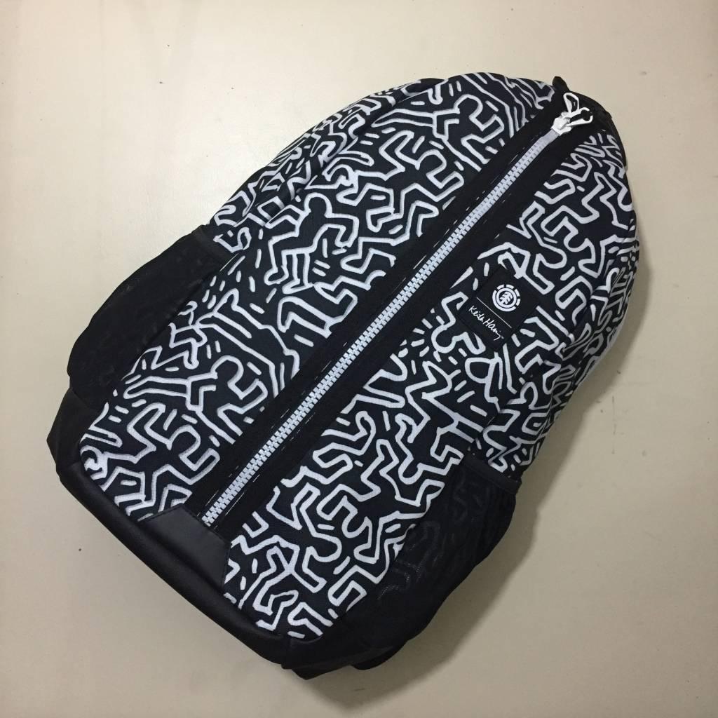 ELEMENT Keith Haring x Element Jaywalker Backpack
