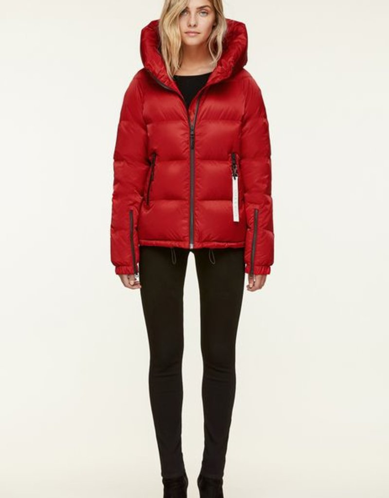 Soia & Kyo Briney Medium Down Puffer Jacket