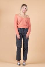 Mink Pink Jackie V-Neck Sweater