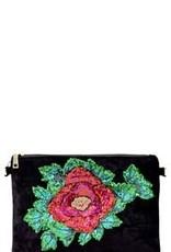 Bag Boutique Sequin Clutch