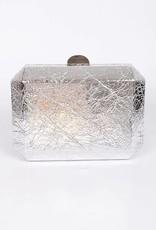 Bag Boutique Hard Shell Clutch