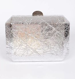 Bag Boutique Hard Shell Clutch