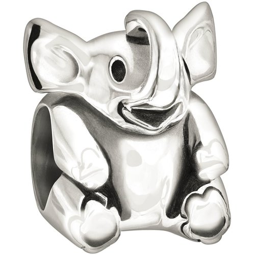 Chamilia Sterling Silver Elephant Bead