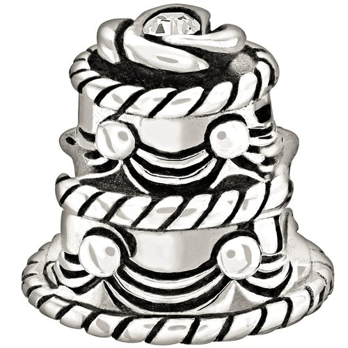 Chamilia Chamilia Wedding Cake Bead