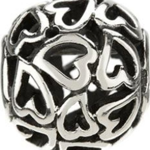 Chamilia Captured Hearts Bead