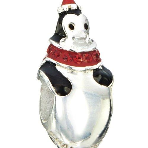 Chamilia Penguin Party Bead
