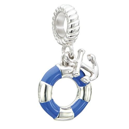 Chamilia Anchors Aweigh Bead