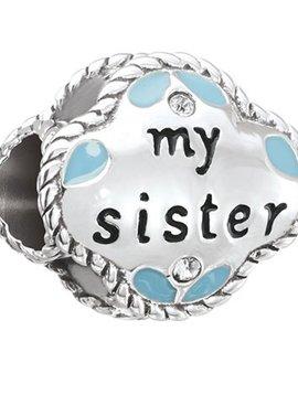Chamilia My Sister, My Friend Bead