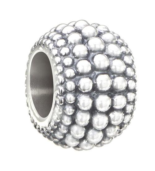 Chamilia Light Oxidized Iconic Bead