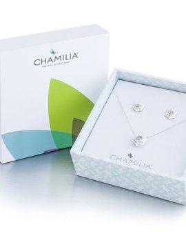 Chamilia Snow Star Set