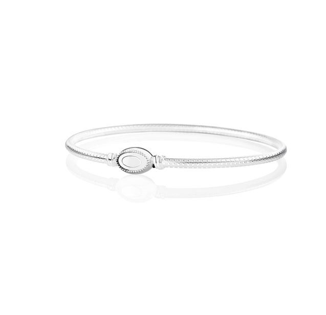Chamilia Small Oval Touch Bracelet - Bright
