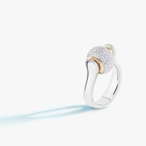 Chamilia Expressions Ring - Size 6