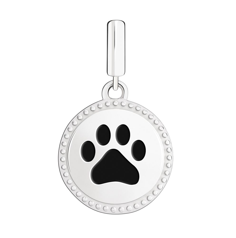 Chamilia Give Love Animal Paw Print Pendant Charm