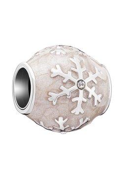 Chamilia Snow Star Bead