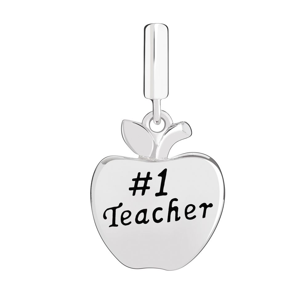 Chamilia Number 1 Teacher Bead/Pendant