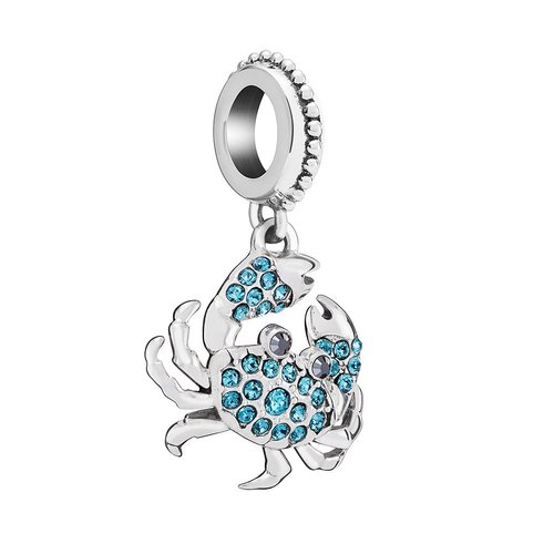 Chamilia Crystal Claws Bead