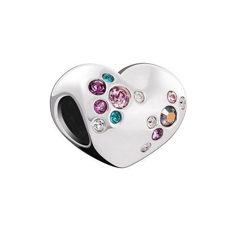 Chamilia Crystal Cluster Heart
