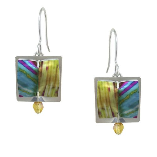 Singerman and Post Square Mini Earrings