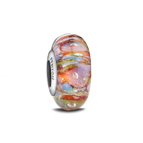 Fenton Nature's Tapestry Glass Bead